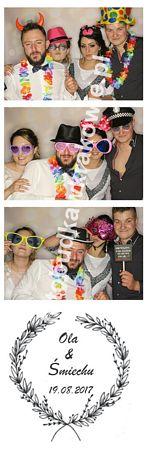 fotobudka - retro wesele podhale