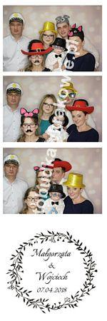 fotobudka - atrakcja na wesele na podhalu