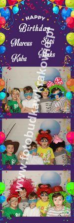 podhale - urodzuny dla dzieci - fotobudka