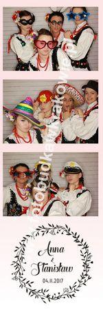 fotobudka na weselu w Zakopanem