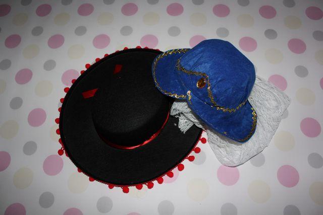 duże czapki do fotobudki