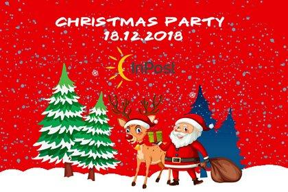 fotobudka na imprezie świątecznej firmy Inpost