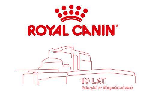 fotobudka jubileusz royal canin