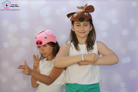 fotobudka na imprezie - komunia
