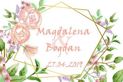 fotobudka na weselu w Michałowicach