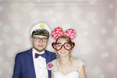 fotobudka na weselu nowy targ