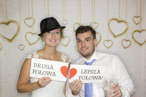 fotobudka na weselu polsko hiszpanskim