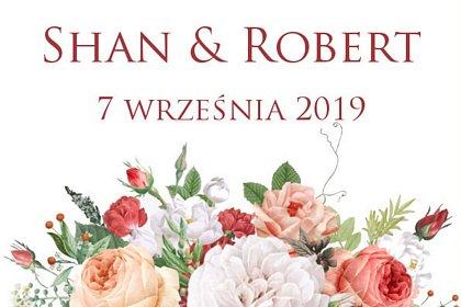 wesele, fotobudka, podhale, wydruk kwiaty i wzory regionalne