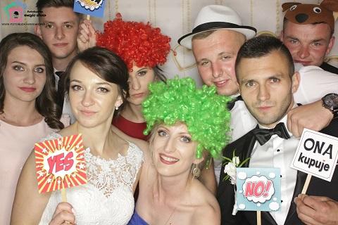 fotobudka wesele racławice