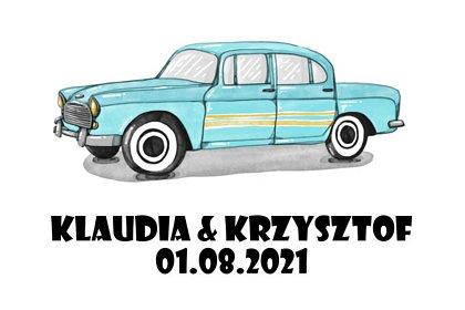 Klaudia i Krzysztof