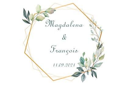 Magda i Francois