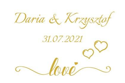 Daria i Krzysztof