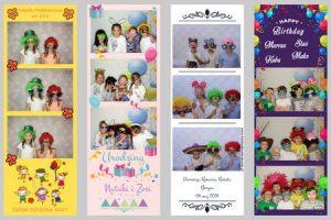 fotobudka dla dzieci - wydruki