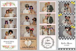 kraków, fotobudka na wesele wydruki